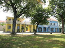 Hospital Street, Frederiksted, St. Croix, United States Virgin Islands